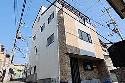 [一戸建] 兵庫県神戸市長田区山下町4丁目 の賃貸【/】の外観