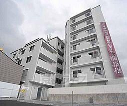 京都府京都市下京区五坊大宮町の賃貸マンションの外観