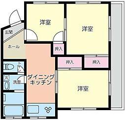 希望ヶ丘駅 5.8万円
