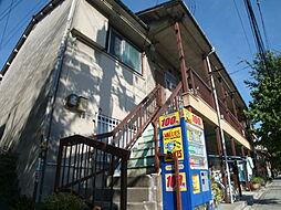 大阪府大阪市東淀川区豊里1丁目の賃貸アパートの外観