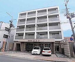 京都府京都市南区西九条東御幸田町の賃貸マンションの外観