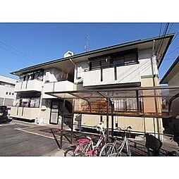 奈良県香芝市逢坂2丁目の賃貸アパートの外観