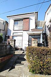 三倉荘[2階]の外観