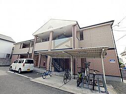 大阪府東大阪市玉串元町2丁目の賃貸アパートの外観