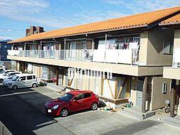 [テラスハウス] 静岡県富士宮市若の宮町 の賃貸【/】の外観