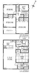 桶川駅 2,380万円