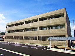 岐阜県岐阜市東鶉1の賃貸アパートの外観