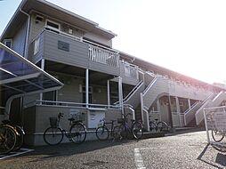 兵庫県尼崎市大庄西町3丁目の賃貸アパートの外観
