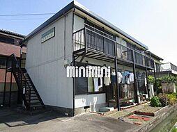 静岡県藤枝市兵太夫の賃貸アパートの外観