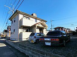 千葉県大網白里市ながた野2丁目の賃貸アパートの外観