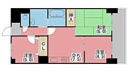長田駅 5.2万円
