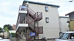 グリーンヒルA号棟[1階]の外観