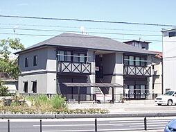 プレジール明石[2階]の外観