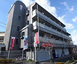 大阪府枚方市長尾荒阪の賃貸マンションの外観