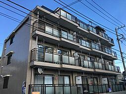 神奈川県横浜市神奈川区大口仲町の賃貸マンションの外観