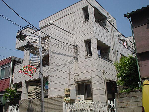 植竹マンション 2階の賃貸【東京都 / 足立区】