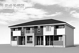 JR可部線 河戸帆待川駅 徒歩7分の賃貸アパート