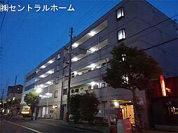 白鷺TKハイツ1号館[3階]の外観