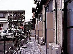 レオパレス都岡[1階]の外観