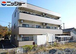プラシードマンション桃山[1階]の外観
