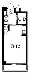 A'VIEW[5階]の間取り
