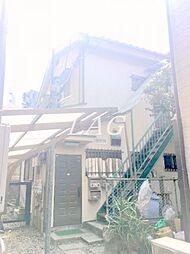 宇田川ハウス[1階]の外観