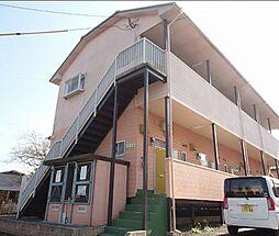 メセナハイツA棟[202号室]の外観