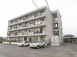静岡県伊豆の国市韮山多田の賃貸マンションの外観