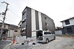 南海線 石津川駅 徒歩5分の賃貸アパート
