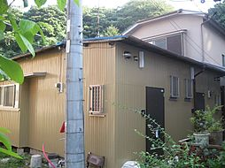 [テラスハウス] 神奈川県横須賀市汐入町4丁目 の賃貸【/】の外観