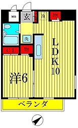 【敷金礼金0円!】ベルトピア新松戸第2
