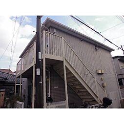 兵庫県神戸市兵庫区上三条町の賃貸アパートの外観