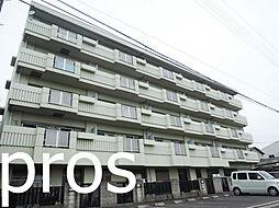大阪府高槻市山手町1丁目の賃貸マンションの外観