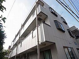 千葉県松戸市平賀の賃貸マンションの外観