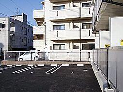 レオパレスドリームウイング[1階]の外観