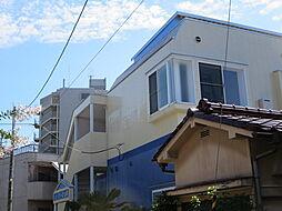 宮城県仙台市青葉区葉山町の賃貸アパートの外観