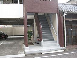 マンション岡[2階]の外観