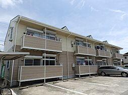 三重県鈴鹿市中江島町の賃貸アパートの外観