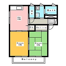 新安城駅 5.9万円
