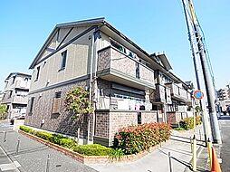 エーデルハイムASAKA−B[2階]の外観