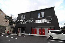 JR山陽本線 中庄駅 徒歩23分の賃貸アパート