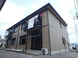 グランデュールココA棟[1階]の外観