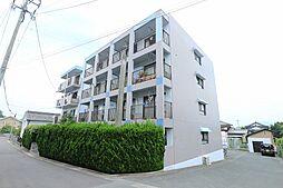 福岡県宗像市田熊2丁目の賃貸マンションの外観