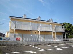 ソレイユ中野[102号室]の外観