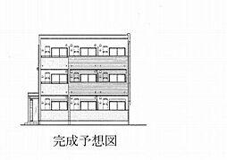 広島電鉄6系統 江波駅 徒歩7分の賃貸アパート