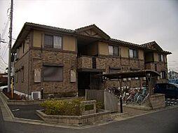 千葉県習志野市鷺沼台3丁目の賃貸アパートの外観