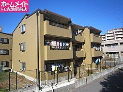 ファミーユ浅井[3階]の外観