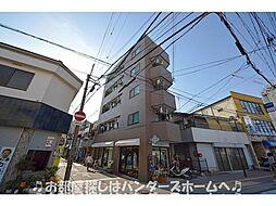 大阪府枚方市伊加賀東町の賃貸マンションの外観
