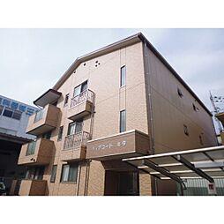 大阪府寝屋川市木屋元町の賃貸マンションの外観