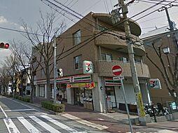 兵庫県芦屋市大東町の賃貸マンションの外観